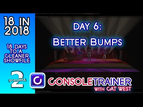 18 In 2018: Day 6- Better Bumps -- Grandma2