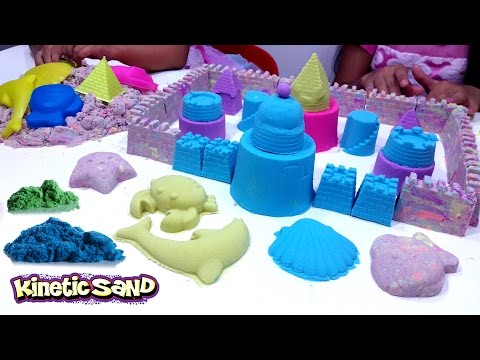 Mainan PASIR AJAIB 💖 KINETIC / MAGIC SAND Toys For Kids 💖 Let's Play Jessica Jenica 💖