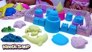 Mainan PASIR AJAIB 💖 KINETIC / MAGIC SAND Toys For Kids 💖 Let's Play Jessica Jenica 💖