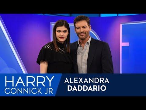 Alexandra Daddario's Embarrassing Set Story
