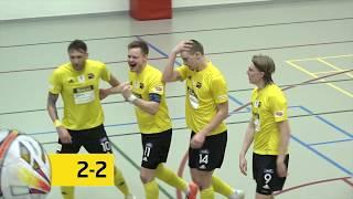 8.4. 2018 Sievi FS -  Leijona Futsal kooste