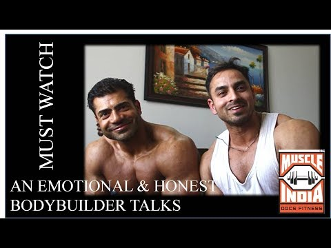 When A Bodybuilder talks Openly & Honestly - Must Watch