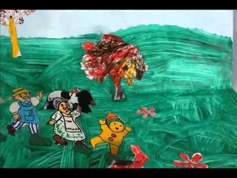 Le Petit Bonhomme De Pain D Epice Film D Animation Ps De Maternelle