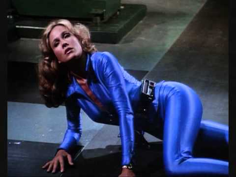 Erin Gray and The Space Vampire  Buck Rogers