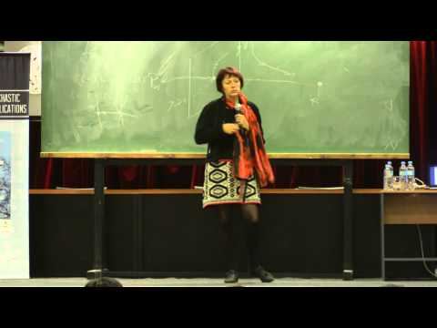 Sylvie Meleard - Stochastic dynamics in adaptative biology