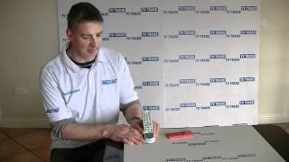 Triax TX10 Remote Control