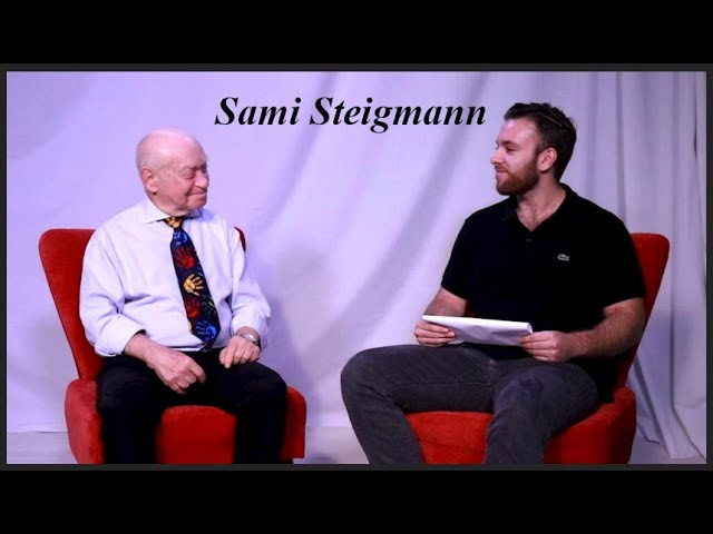Sami Steigmann Interview