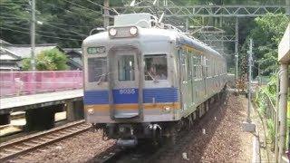 【ついに運用離脱‼6035F】南海高野線・6000系