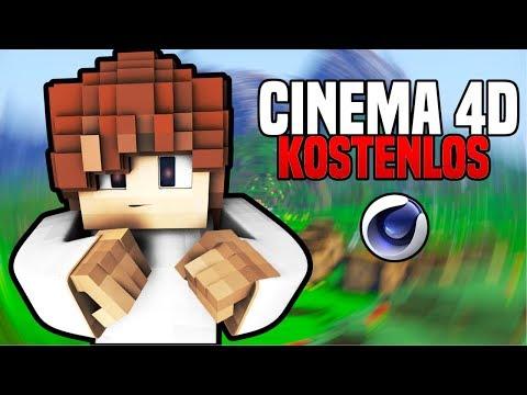 Cinema 4D Vollversion kostenlos und legal downloaden!   German Tutorial