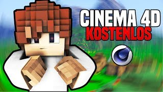 Cinema 4D Vollversion kostenlos und legal downloaden! | German Tutorial