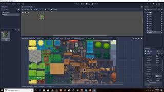 Godot 3 game engine - how to make Tile Map