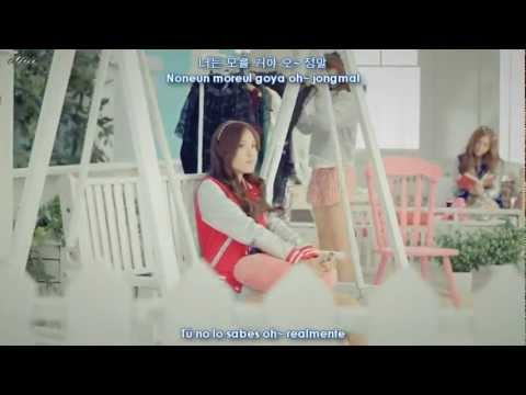 A-PINK - MY MY [Sub español + Hangul + Rom] + MP3 Download