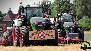 (SPECIAL Video) 2x Fendt 1050 Vario + Horsch Joker und Tiger / Claas Jaguar 980 / Claas Xerion 4500