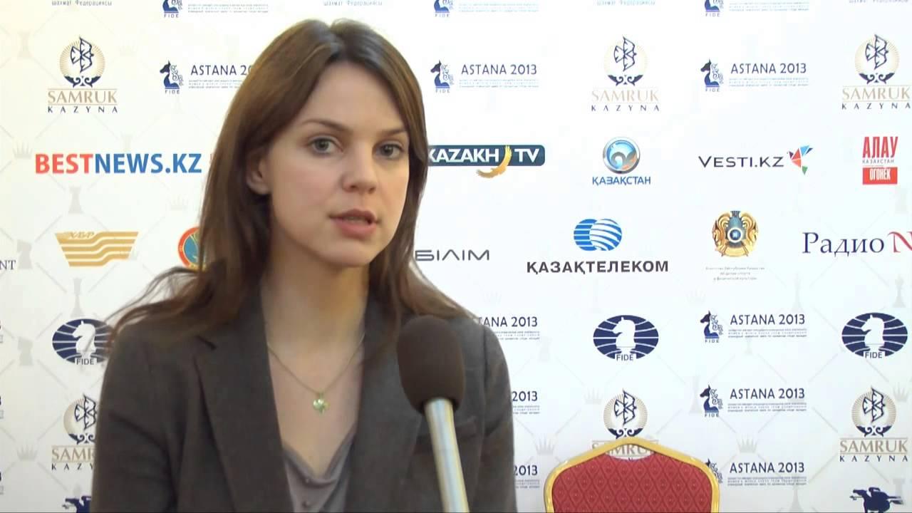 Anastasiya karlovich