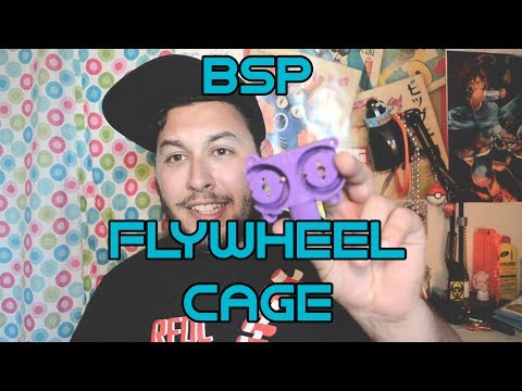 Review: BlackSteelProps 3D Printed Flywheel cage