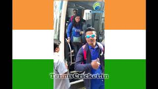 Indian Tennis Cricket Team Entry | Criiio Cup 2019 England
