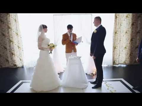Ведущий сорвал свадьбу (Предложение руки и сердца Брянск) - Как поздравить с Днем Рождения
