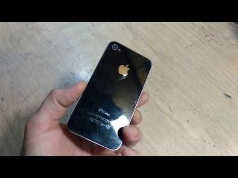Взлом IPhone 4. Удаляем ICloud владельца! Получилось или нет?