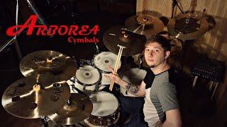 Обзор тарелок Arborea Cymbals