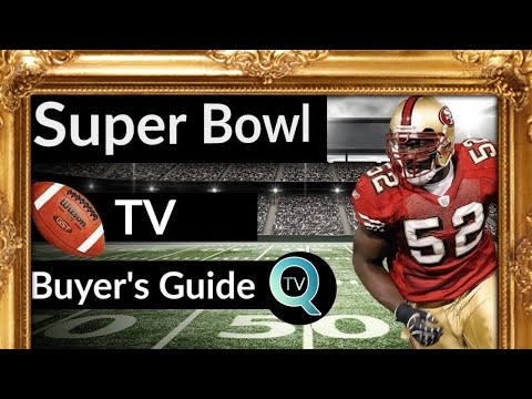 Best Superbowl TVs To Buy For The Big Game