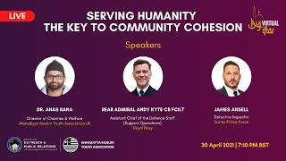 Serving Humanity - The Key to Community Cohesion