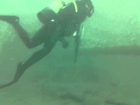Spearfishing The Sherman Civil War Wreck In Myrtle Beach Sc