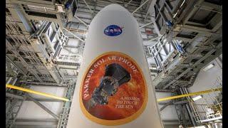 NASA delays launch of solar probe