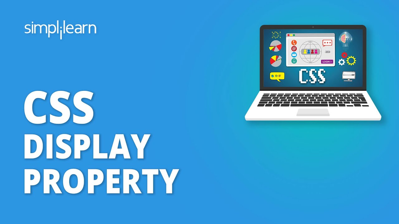 CSS Display Property | What Is Display In CSS? | CSS Display Property Tutorial