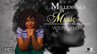 Victory Boyd Interview | Millennials in Music