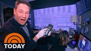 Which TODAY Anchor Has The Most Germs In Their Dressing Room? | TODAY