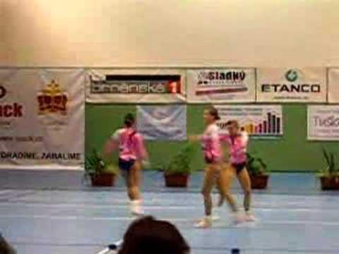 sport aerobic-slovakia
