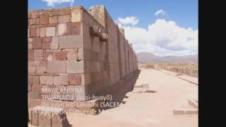 MAYA ANDINA instrumental TIWANACU (kusi-huayño) de Juan Inti Limachi (HD)