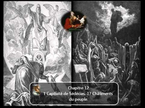 1 partie du livre Ézéchiel en audio / image