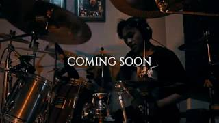 COMING SOON NEW DRUM COVER by R Wiryawan x Daztanians Prod
