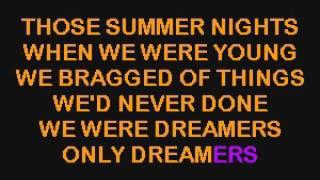 SC8725 05 Deyoung, Dennis Desert Moon [karaoke]
