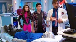 Могучие медики - Сезон 1 серия 3 - Путешествия Тролливера | Сериал Disney