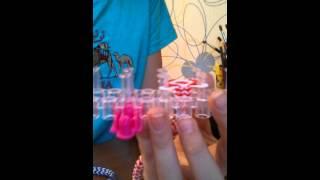 Плетение из резинок/Урок#2 Гексафиш