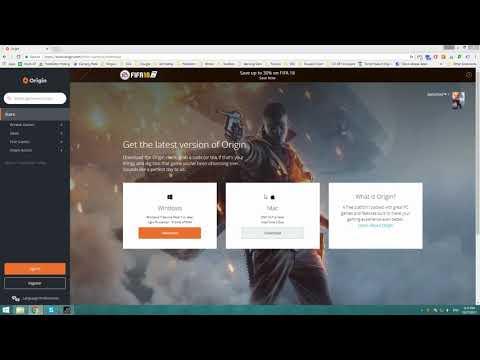 Origin - How to activate/redeem Origin Cd-Key/Code
