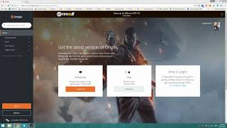 Origin - How to activate/redeem Origin Cd-Key/Code