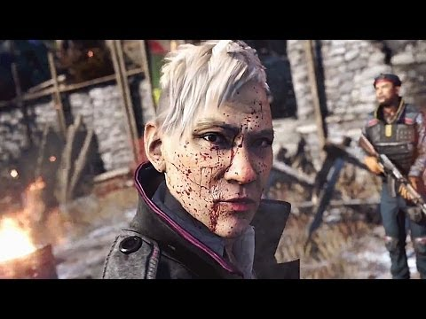 FAR CRY 4 - Offical Trailer E3 2014 [HD]