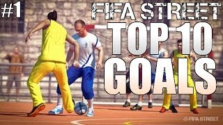 FIFA Street 4 | Top 10 Goals Of The Week #1 | LaazrGaming