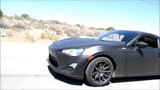2012 Civic Si VS Scion FRS Part 2 HD