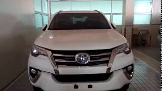 Review Toyota Fortuner VRZ (2018)