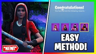 HOW TO GET *ALL* CLUTCH & GRIND STYLES *EASY* IN FORTNITE!