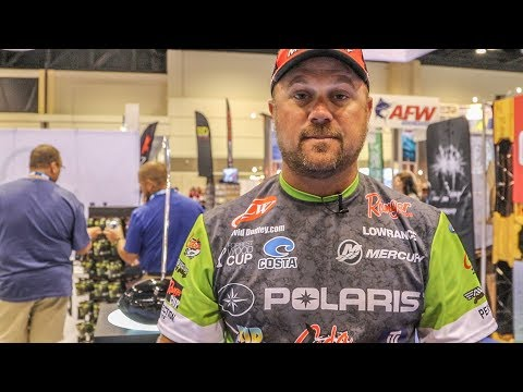 2017 ICAST | Perfection Lures | David Dudley