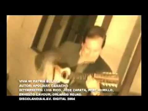 Viva Mi Patria Bolivia (A. Camacho)- Cueca - Baez, Cavour, Rico, Farina, Zapata, Murillo, Rojas