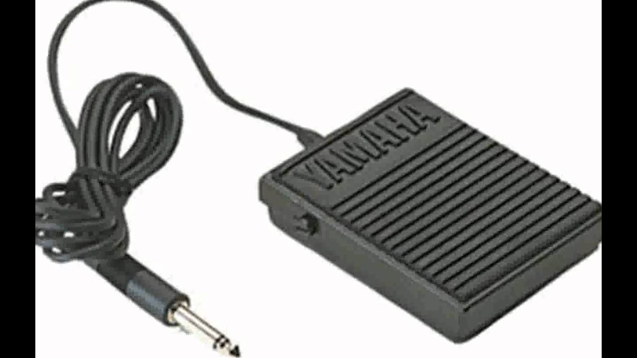 keyboard sustain pedal youtube rh youtube com Keyboard Sustain Pedal Jack Keyboard Sustain Pedal Polarity Switch Gear On Stage With