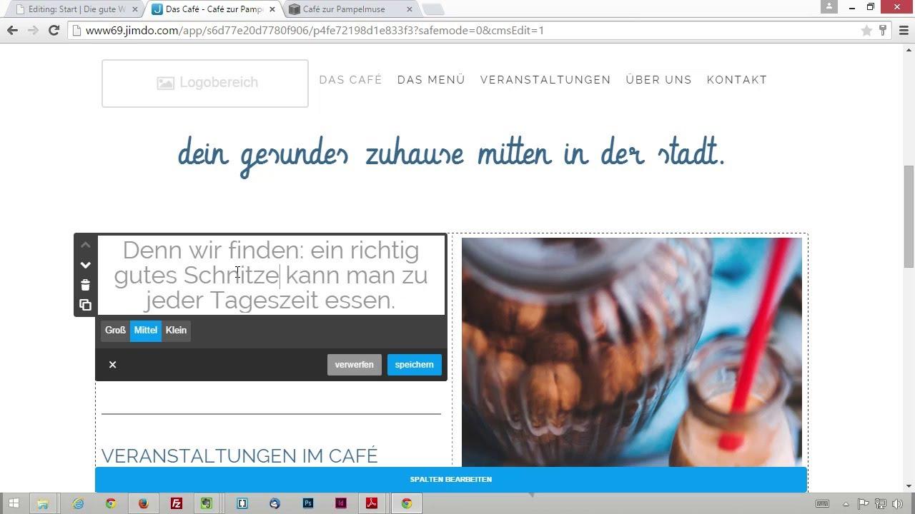 Meine Eigene Website websites erstellen leicht gemacht der werkzeugkasten meine
