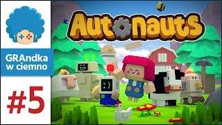 Autonauts PL #5 | Wincyj dziecków! Wincyj drewna!