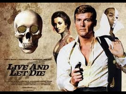 Quick Reviews with Maverick: Live and Let Die (1973) Review